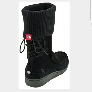 The North Face Alana Sweater Boot Woman 8 Black